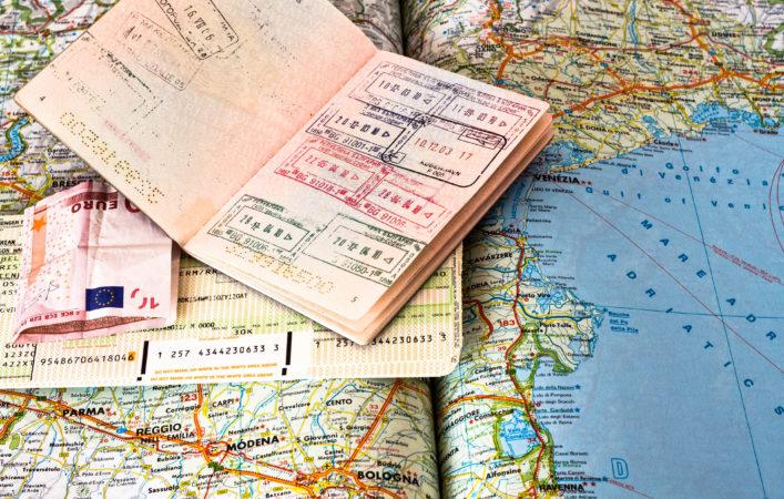 Neuer Reisepass März 2017