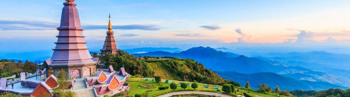 Der Nationalpark Doi Inthanon in Thailand gehört zu den schönsten der Welt