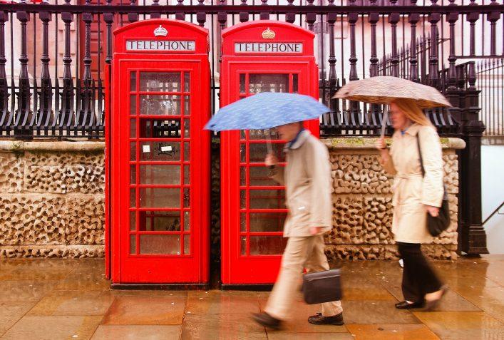 London Tipps London bei Regen