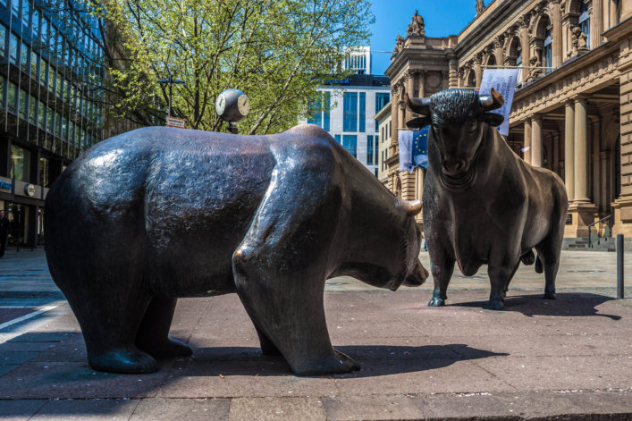 Frankfurt Tipps, Bulle und Bär