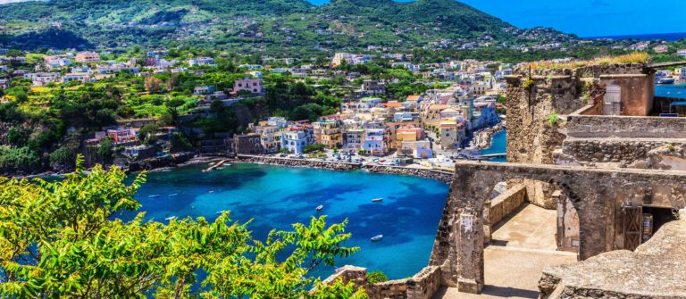 Beautiful Ischia, Italy