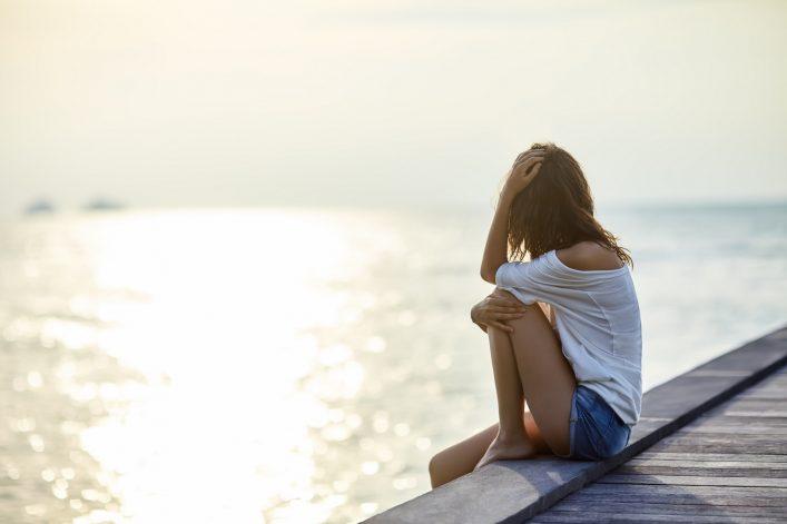 Alleine Reisen Nachteile, Einsamkeit