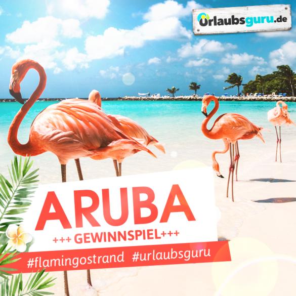 Aruba Gewinnspiel Instagram