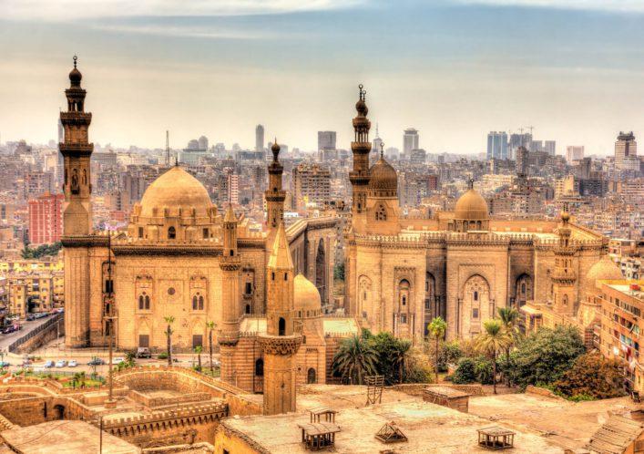 Kairo ist ein aufregendes Backpacking Ziel