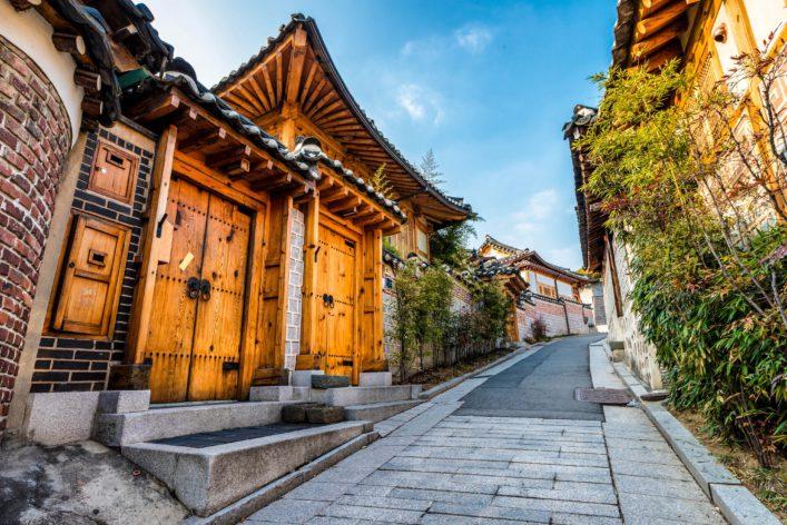Seoul Tipps Korea traditionell Hanok Bukchon