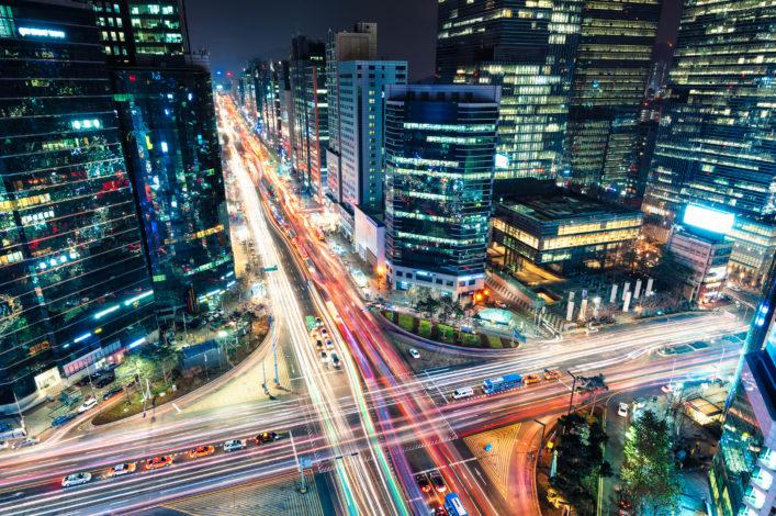 Seoul Gangnam Verkehr Tipps Anreise