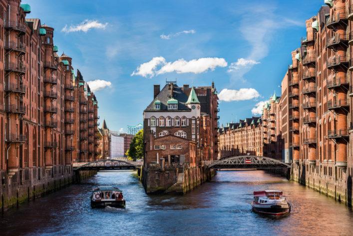 Osterferien Ostern Städtetrip Hamburg