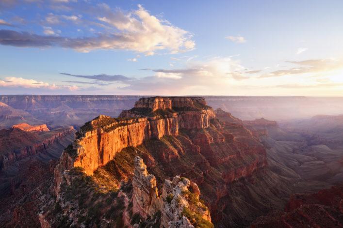 Der Grand Canyon Skywalk bietet einmalige Ausblicke