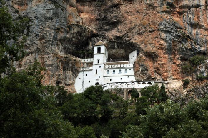 Montenegro Kloster Ostrog