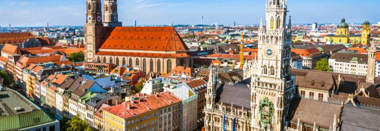 München Urlaub