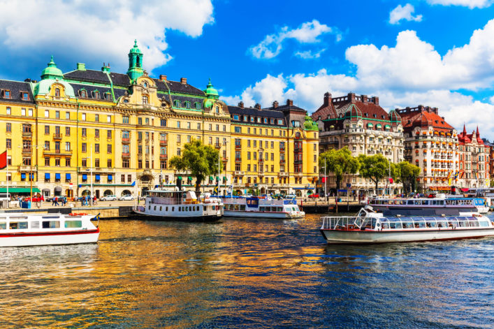 Stockholm Urlaub