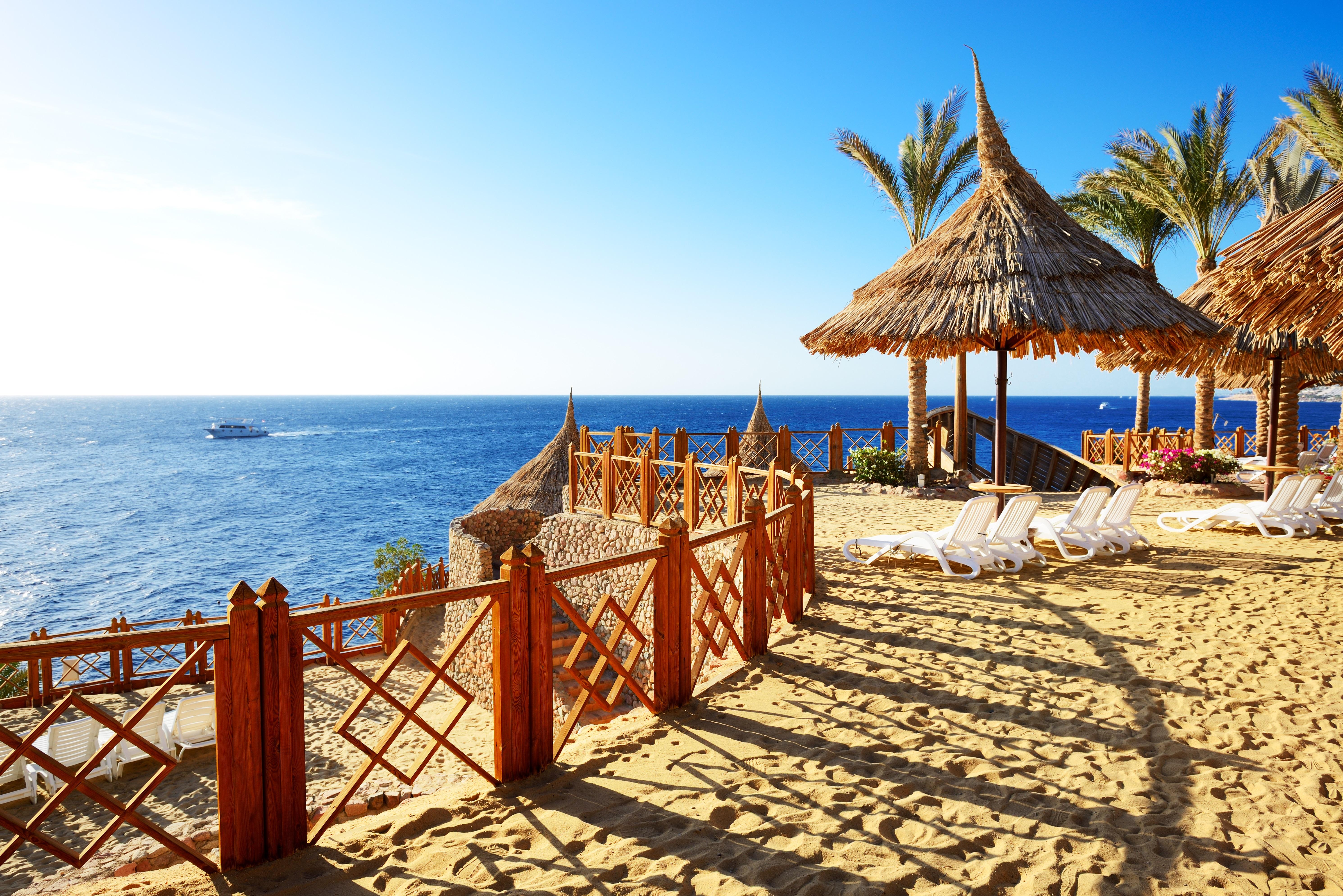 Hotel Beach Albatros Sharm El Sheikh Agypten