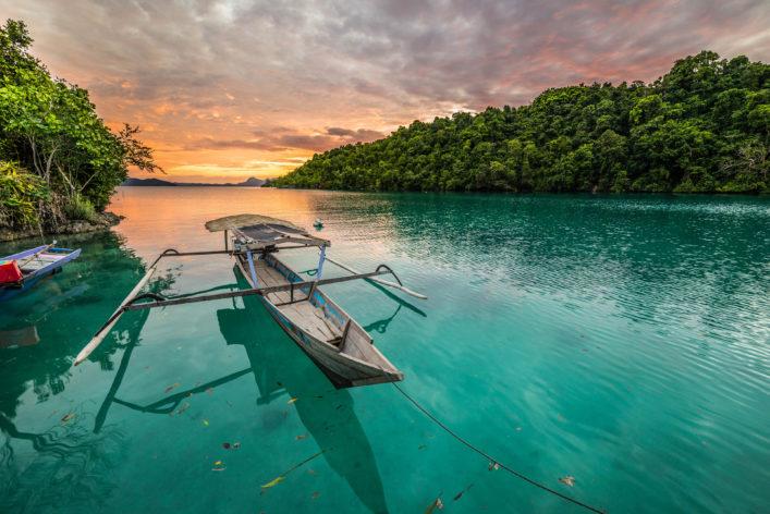 Indonesien, Sulawesi