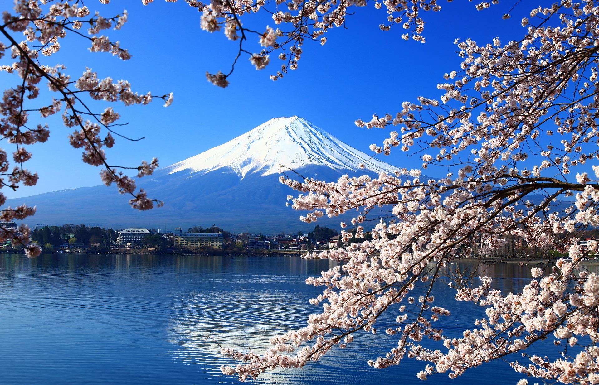 Die kirschbl tenzeit in japan weltweit urlaubsguru - Foto della bandiera del giappone ...