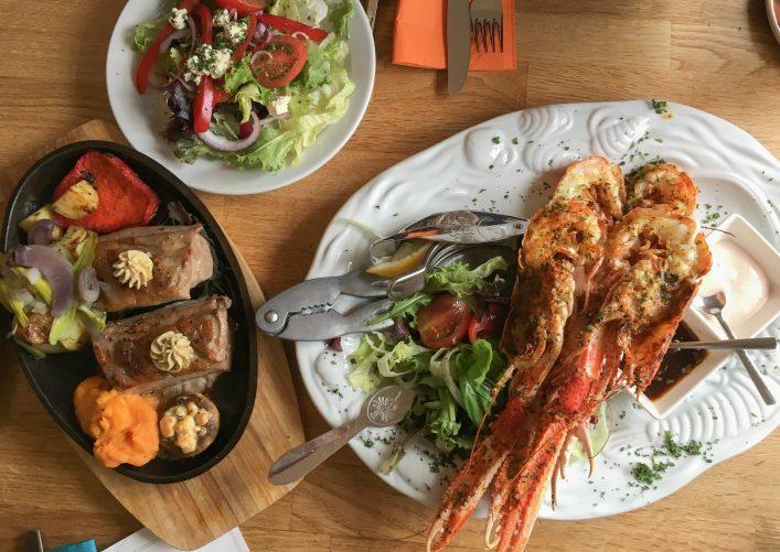 Island Tipps, Food, Fisch, Hummer, Restaurants