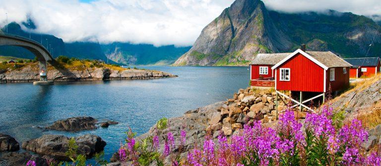 Norwegen gehört zu den glücklichsten Ländern der Welt