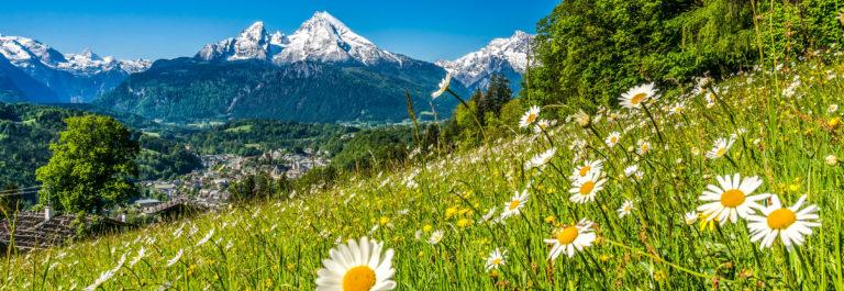 Sommerurlaub in Deutschland