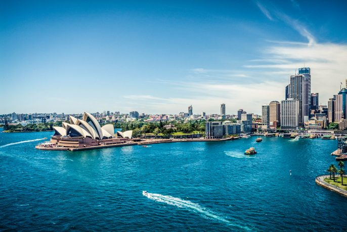 Australien Roadtrip Sydney