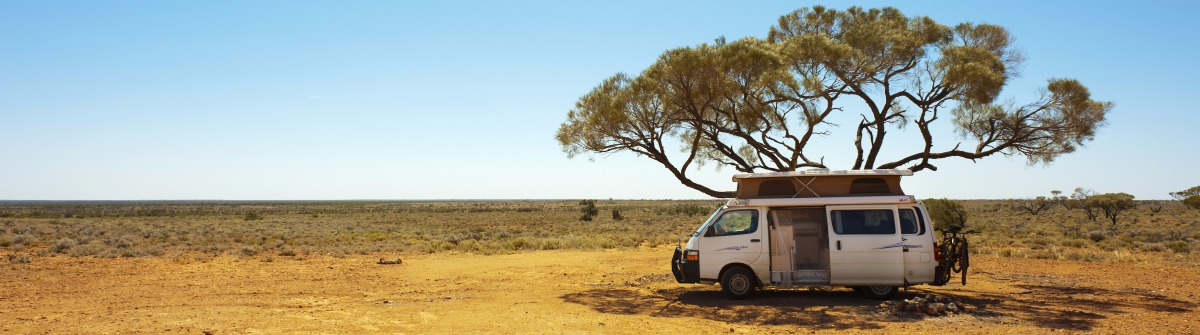 Camper durch Australien