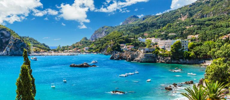 Sommerurlaub in Europa Griechenland
