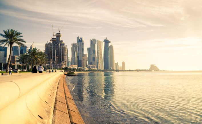 Doha_Katar_shutterstock_521056948