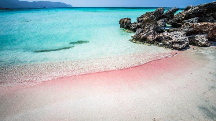 Elafonissi Beach, Kreta