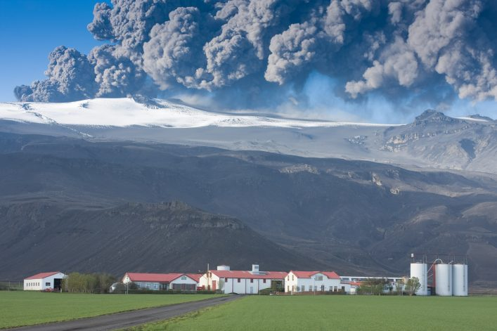 iceland ejafjallajökull shutterstock_53257669