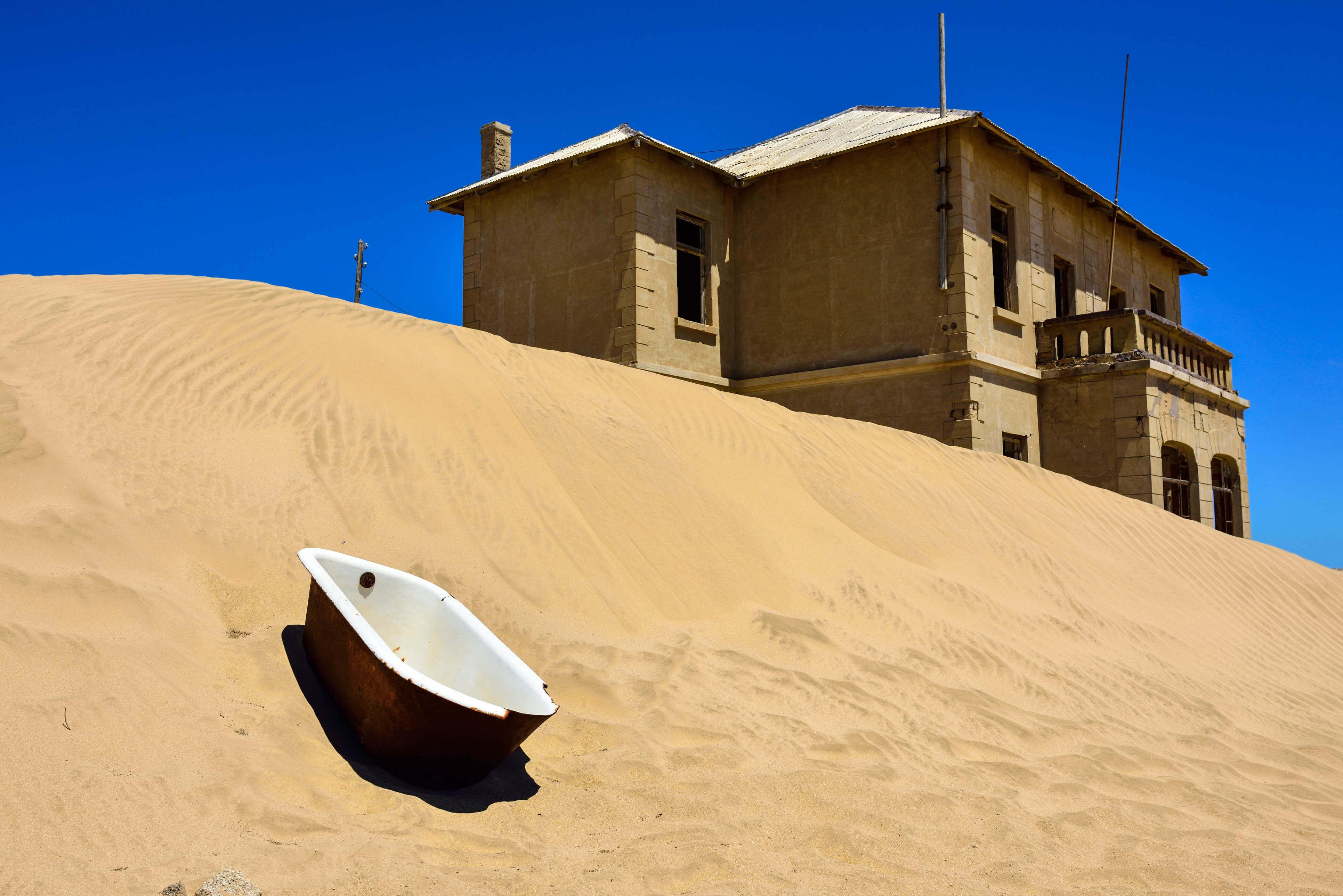 Namibia Kolmanskop