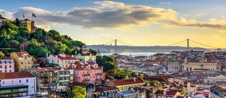 Sommerurlaub in Portugal