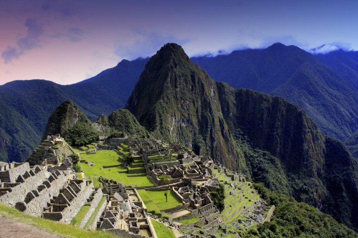 Machu Picchu Peru Inkapfad iStock_000042042834_Large_1920