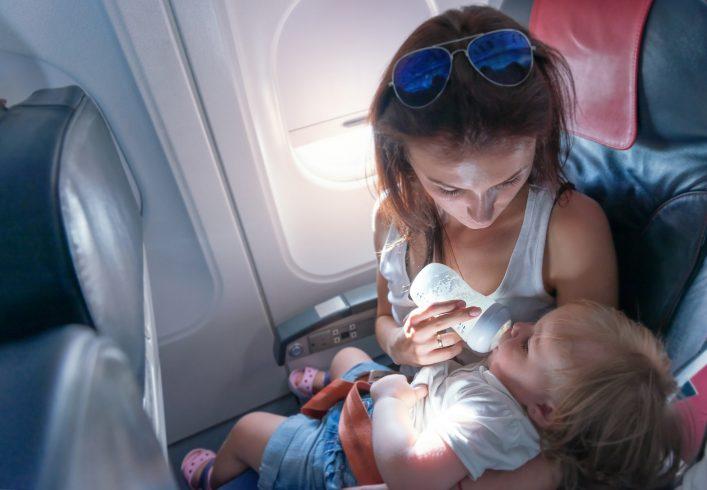 Welches Essen darf ins Flugzeug?
