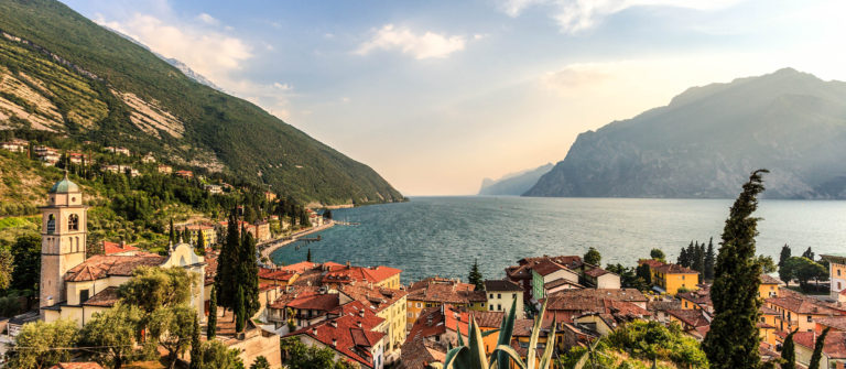 Sommerurlaub in Europa Italien