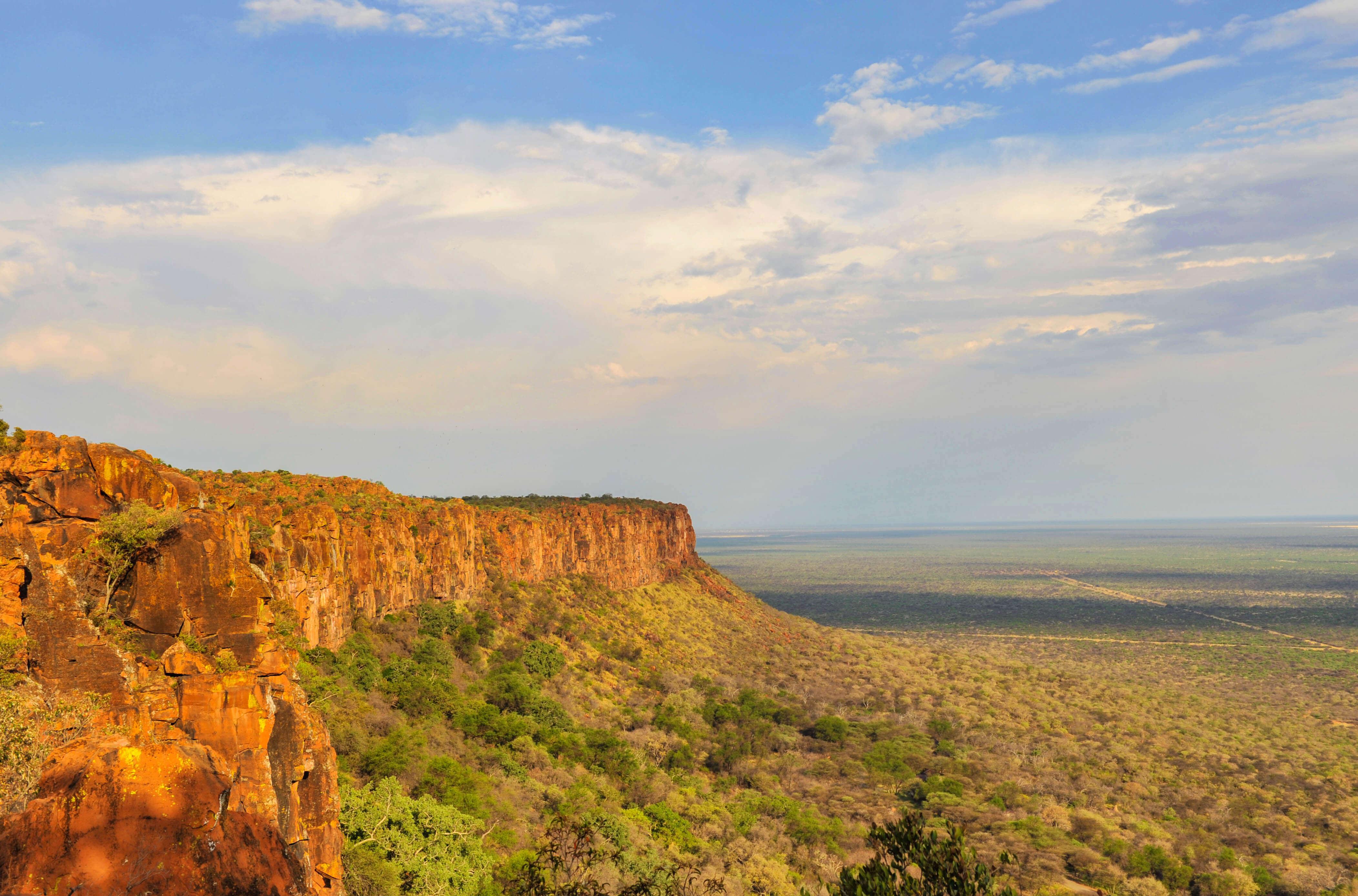 Namibia Waterberg Plateau