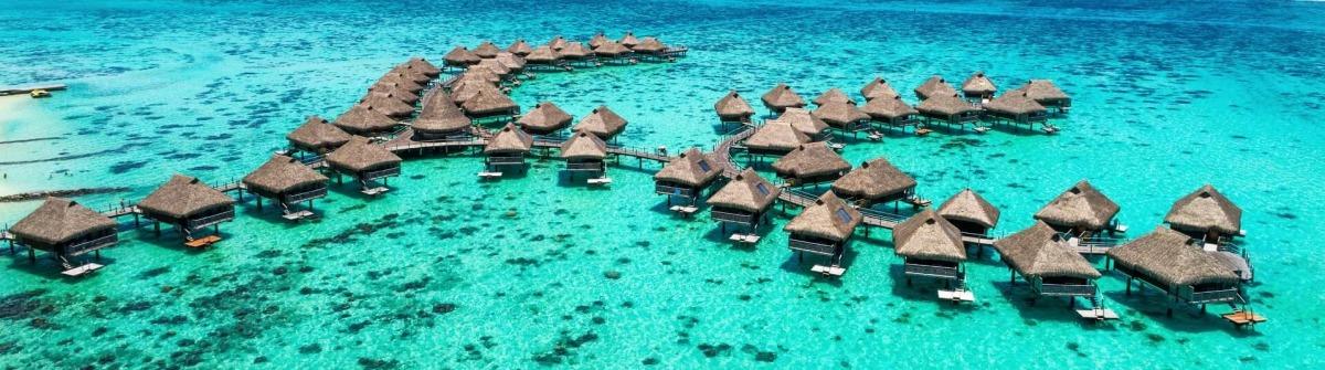 Die Hotels auf Tahiti sind ein Traum