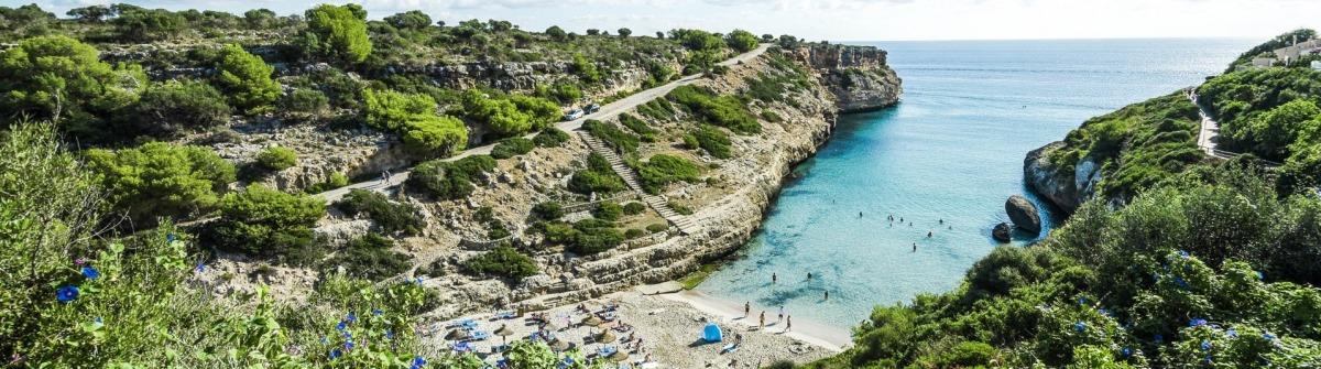 Die Calas de Mallorca sind beleibte und noch ziemlich unberührte Buchten