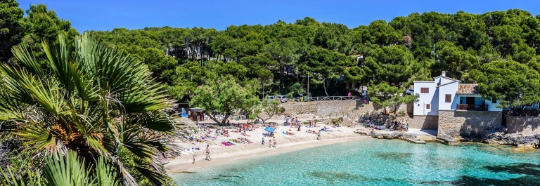 Cala Gat at Ratjada, Mallorca – beautiful beach and coast