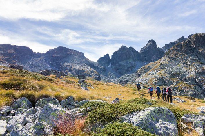 Wandern im Nationalpark Zentralbalkan