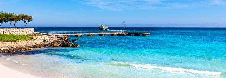 Majorca Cala Millor beach Son Servera Mallorca