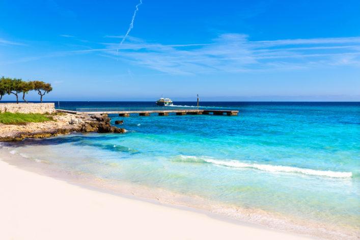 Cala Millor Strand Mallorca