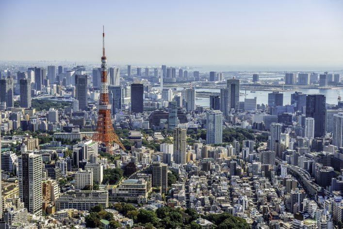 Günstig durch Japan, Tipps, Tokio