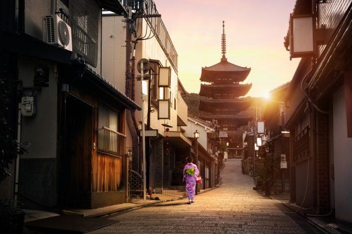 Günstig durch Japan Tipps, Kyoto