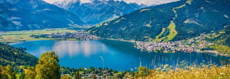 Zell am See, Salzburger Land, Austria
