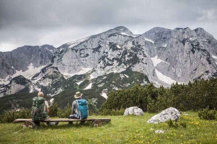 Der Nationalpark Sutjeska in Bosnien und Herzegowina