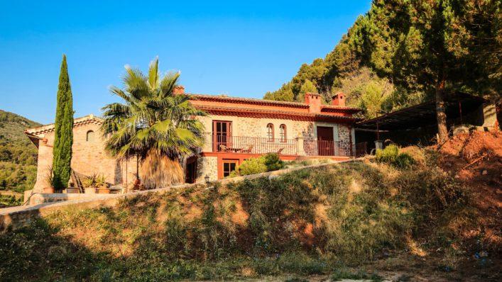 Balearic islands Mediterranean Finca, architecture of Majorca shutterstock_360394649-2