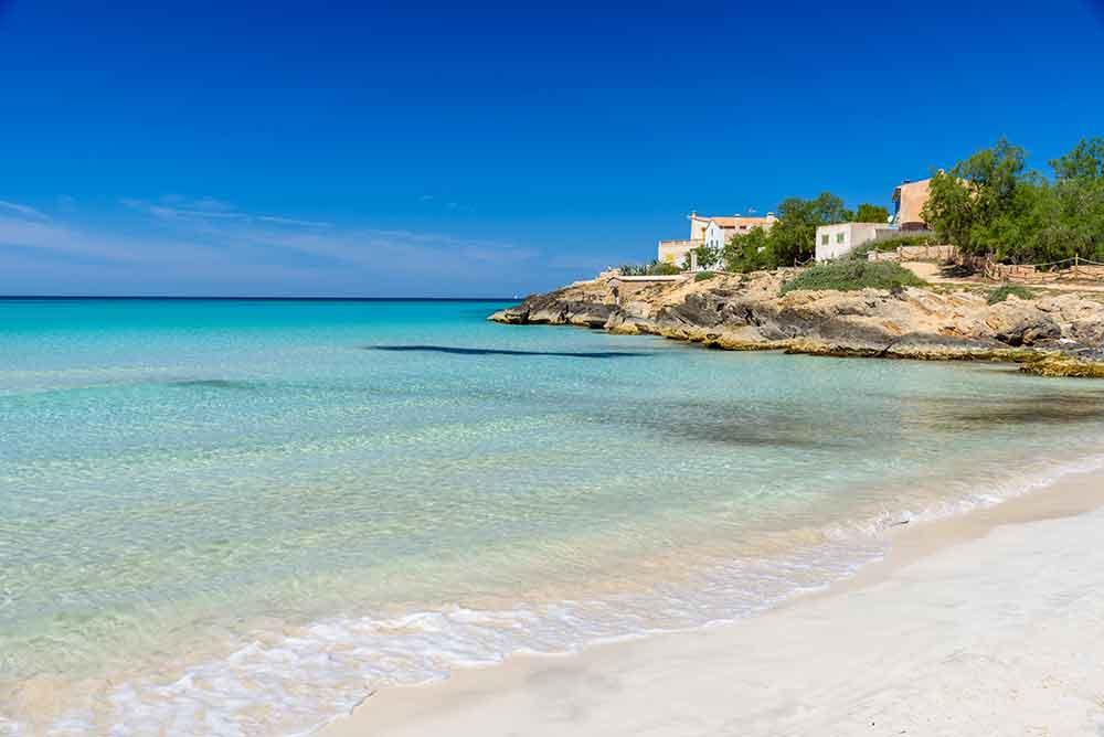 Es Trenc Mallorca - schönste Orte Mallorca