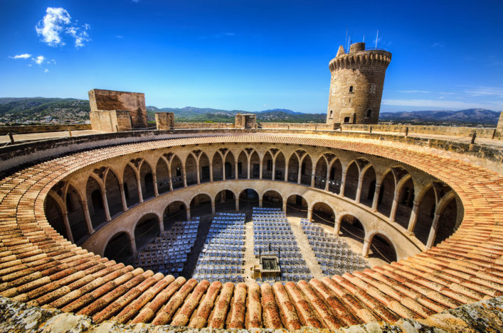 Castell de Bellver, Palma de Mallorca