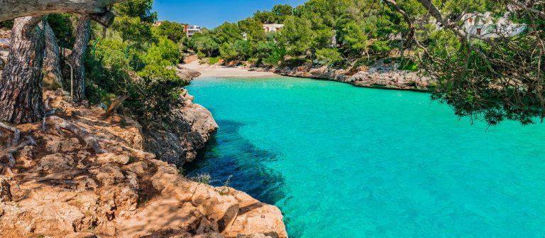 Cala d'Or Südosten Mallorcas shutterstock_585739985