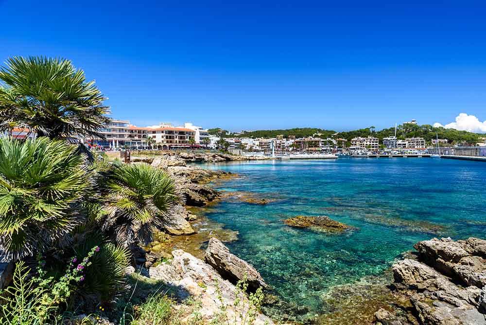 Cala Ratjada - schönste orte Mallorca