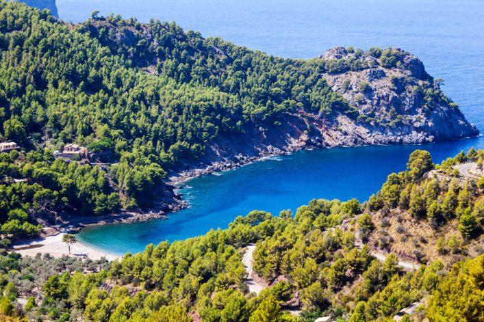 Cala Tuent, Wandern auf Mallorca