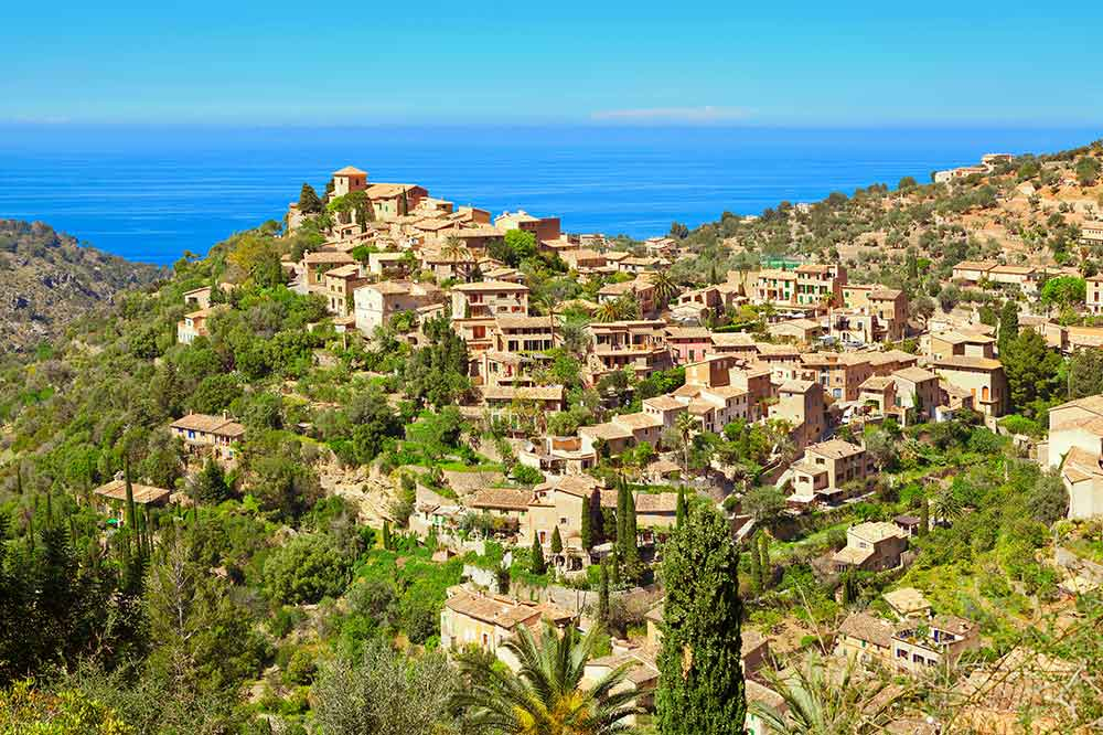 Deia - schönste Orte Mallorca